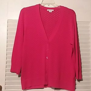 Liz Claiborne Plus Sweater